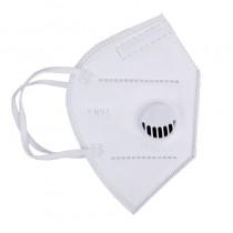 Mundschutzmaske KN95 mit Ventil für Erwachsene