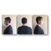 Halter für den Mund-Nasen-Schutz